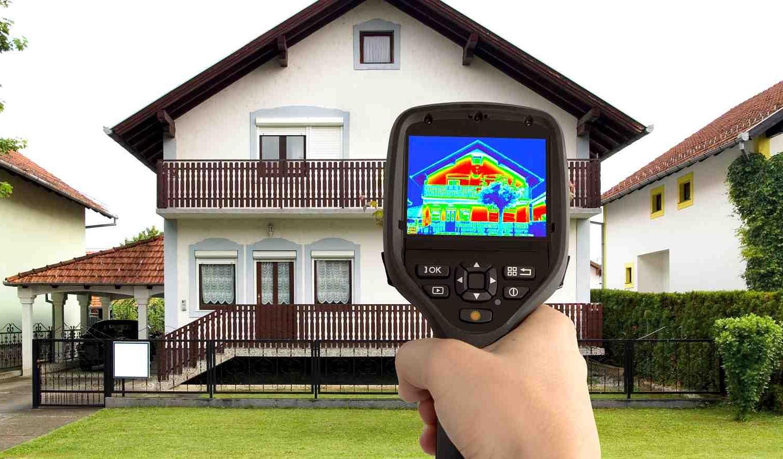 Оценка теплоизоляции оконных проемов